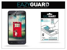 LG L70 Dual D325 képernyővédő fólia - 2 db/csomag (Crystal/Antireflex HD)