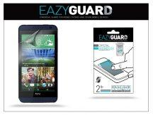 HTC Desire 610 képernyővédő fólia - 2 db/csomag (Crystal/Antireflex HD)