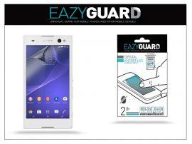 Sony Xperia C3 (D2533) képernyővédő fólia - 2 db/csomag (Crystal/Antireflex)