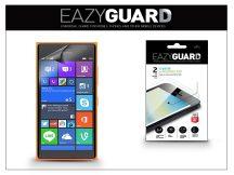 Nokia Lumia 730/735 képernyővédő fólia - 2 db/csomag (Crystal/Antireflex HD)