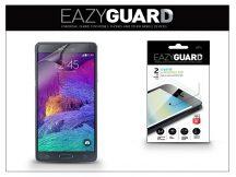 Samsung SM-N910 Galaxy Note 4 képernyővédő fólia - 2 db/csomag (Crystal/Antireflex HD)