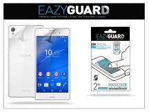 Sony Xperia Z3 (D6603) képernyő- és hátlapvédő fólia - 2 szett/csomag (Crystal/Antireflex HD)