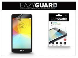 LG D331/D335 L Bello képernyővédő fólia - 2 db/csomag (Crystal/Antireflex HD)