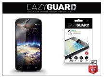 Vodafone Smart 4 Turbo képernyővédő fólia - 2 db/csomag (Crystal/Antireflex HD)