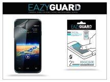 Vodafone Smart 4 képernyővédő fólia - 2 db/csomag (Crystal/Antireflex HD)
