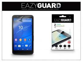 Sony Xperia E4 (E2104/E2105) képernyővédő fólia - 2 db/csomag (Crystal/Antireflex HD)