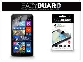 Microsoft Lumia 535 képernyővédő fólia - 2 db/csomag (Crystal/Antireflex HD)