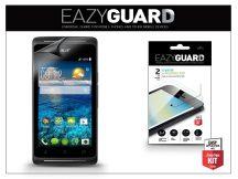 Acer Liquid Z205 képernyővédő fólia - 2 db/csomag (Crystal/Antireflex HD)