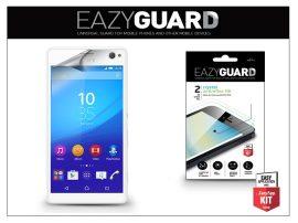 Sony Xperia C4 (E5303/E5306/E5353) képernyővédő fólia - 2 db/csomag (Crystal/Antireflex HD)
