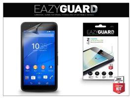 Sony Xperia E4G (E2003) képernyővédő fólia - 2 db/csomag (Crystal/Antireflex HD)