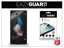 Huawei P8 Lite képernyővédő fólia - 2 db/csomag (Crystal/Antireflex HD)