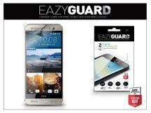 HTC One (M9+) képernyővédő fólia - 2 db/csomag (Crystal/Antireflex HD)
