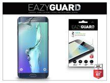 Samsung SM-G928 Galaxy S6 Edge+ képernyővédő fólia - 2 db/csomag (Crystal/Antireflex HD) (csak a vízszintes felületre)