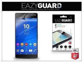 Sony Xperia C5 Ultra (E5553) képernyővédő fólia - 2 db/csomag (Crystal/Antireflex HD)