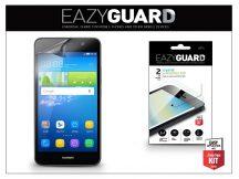 Huawei Y6/Honor 4A képernyővédő fólia - 2 db/csomag (Crystal/Antireflex HD)