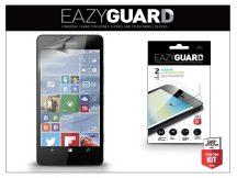 Microsoft Lumia 950 képernyővédő fólia - 2 db/csomag (Crystal/Antireflex HD)