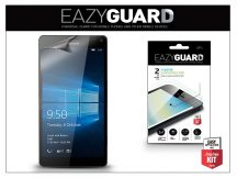 Microsoft Lumia 950 XL képernyővédő fólia - 2 db/csomag (Crystal/Antireflex HD)