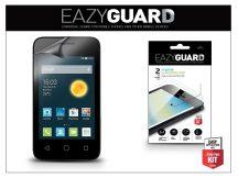 Alcatel One Touch Pixi 3 3.5 (4009D) képernyővédő fólia - 2 db/csomag (Crystal/Antireflex HD)