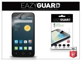Alcatel One Touch Pixi 3 5.0 képernyővédő fólia - 2 db/csomag (Crystal/Antireflex HD)