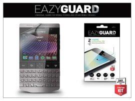 BlackBerry Porsche Design P9981 képernyővédő fólia - 2 db/csomag (Crystal/Antireflex HD)