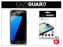 Samsung G930F Galaxy S7 képernyővédő fólia - 2 db/csomag (Crystal/Antireflex HD) - (csak a vízszintes felületre)