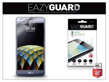 LG X Cam K580 képernyővédő fólia - 2 db/csomag (Crystal/Antireflex HD)