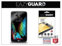 LG K10 K420N gyémántüveg képernyővédő fólia - 1 db/csomag (Diamond Glass)