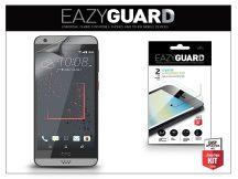 HTC Desire 530 képernyővédő fólia - 2 db/csomag (Crystal/Antireflex HD)