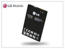 LG P970 Optimus Black/E400 L3/E610 L5 gyári akkumulátor - Li-ion 1540 mAh - BL-44JN (csomagolás nélküli)