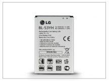 LG D855 G3 gyári akkumulátor - Li-ion 3000 mAh - BL-53YH (ECO csomagolás)