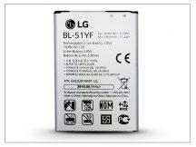LG G4 H815 gyári akkumulátor - Li-ion 3000 mAh - BL-51YF (csomagolás nélküli)