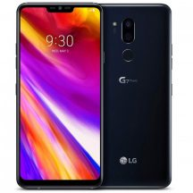 LG G7 ThinQ G710 64GB Black 1 év garancia
