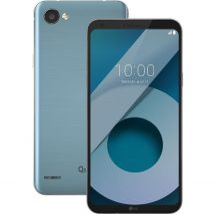 LG Q6 M700A Dual 32GB Platinum 1 év garancia