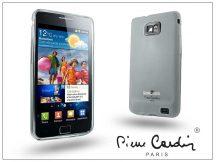 Samsung i9100 Galaxy S II szilikon hátlap - fehér