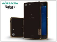 Sony Xperia M5 (E5603/E5606/E5653) szilikon hátlap - Nillkin Nature - aranybarna