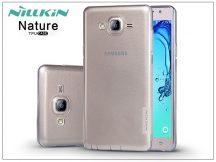 Samsung G6000 Galaxy On7 szilikon hátlap - Nillkin Nature - szürke