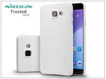 Samsung A510F Galaxy A5 (2016) hátlap képernyővédő fóliával - Nillkin Frosted Shield - fehér