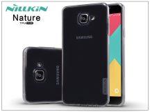 Samsung A710F Galaxy A7 (2016) szilikon hátlap - Nillkin Nature - szürke