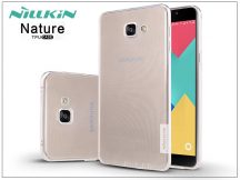 Samsung A900 Galaxy A9 (2016) szilikon hátlap - Nillkin Nature - transparent