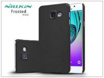 Samsung A310F Galaxy A3 (2016) hátlap képernyővédő fóliával - Nillkin Frosted Shield - fekete