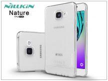 Samsung A310F Galaxy A3 (2016) szilikon hátlap - Nillkin Nature - szürke