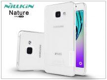 Samsung A310F Galaxy A3 (2016) szilikon hátlap - Nillkin Nature - transparent