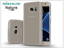 Samsung G930F Galaxy S7 szilikon hátlap - Nillkin Nature - szürke