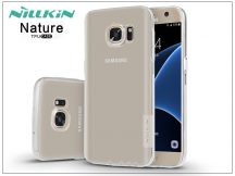 Samsung G930F Galaxy S7 szilikon hátlap - Nillkin Nature - transparent
