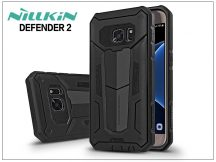 Samsung G930F Galaxy S7 ütésálló védőtok - Nillkin Defender 2 - fekete