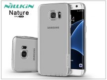 Samsung G935F Galaxy S7 Edge szilikon hátlap - Nillkin Nature - szürke