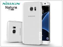 Samsung G935F Galaxy S7 Edge szilikon hátlap - Nillkin Nature - transparent