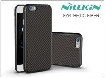 Apple iPhone 6 Plus/6S Plus hátlap - Nillkin Synthetic Fiber - fekete
