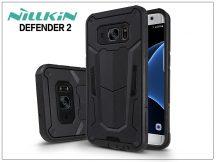 Samsung G935F Galaxy S7 Edge ütésálló védőtok - Nillkin Defender 2 - fekete