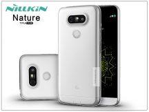LG G5 H850 szilikon hátlap - Nillkin Nature - transparent
